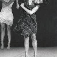 Elektra: company tanztheater homunculus 1989 (Foto: Michael Zechany)