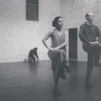 In der Stille: company tanztheater homunculus 1991 (Foto: Michael Zechany)