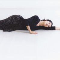 Magdalena: Solo-Choreographie und Tanz Ursula Schebrak-Carcich 2005 (Foto: Klemen Breitfuss)